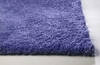 Bliss Shag Rug in Purple