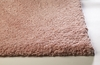 Bliss Shag Rug in Rose Pink
