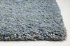 Bliss Shag Rug in Blue Heather