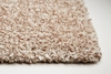 Bliss Shag Rug in Ivory Heather