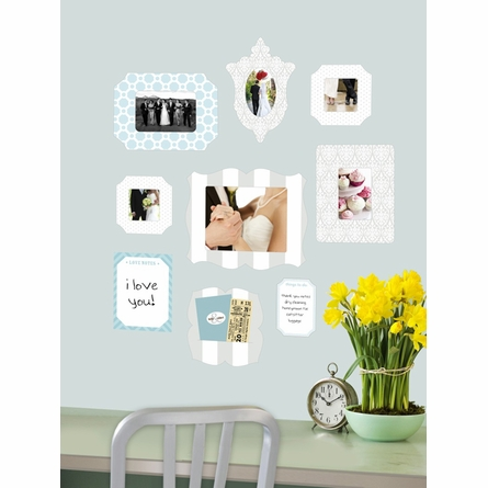Bliss Wall Sticker Frame Set