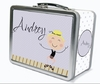 Blonde Hair Tap Dancer Personalized Lunch Box