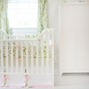 Bloom in Apple Crib Bedding Set