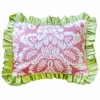 Bloom in Pink Throw Pillow