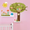 Bloomin Birdies Medium Peel & Place Wall Stickers