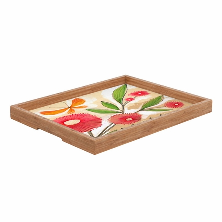 Blossom 1 Rectangle Tray
