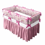 Blossom Crib Bedding Set