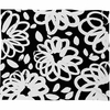 Blossom Mono Fleece Throw Blanket