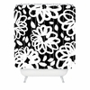 Blossom Mono Shower Curtain