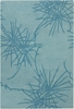 Blue Dandelions Counterfeit Rug