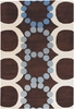 Blue Dots Circle Avalisa Rug