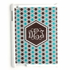 Blue Honeycomb Personalized iPad Case