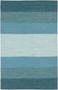 On Sale Blue Ombre India Rug