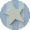 Blue Star Drawer Knob
