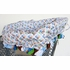 Blue Star Shopping Cart Cover