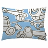 On Sale Blue Transport Pillow