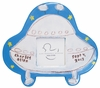 Blue UFO Character Personalized Ceramic Picture Frame