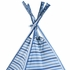 Blueberry Stripe Teepee