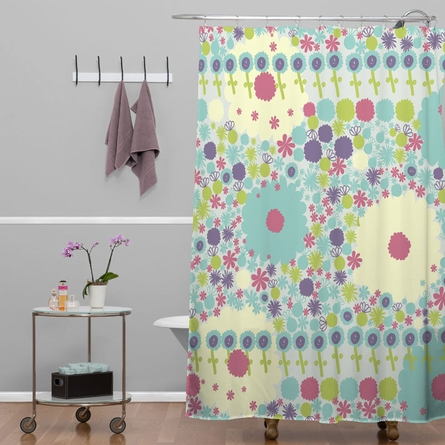 Blumenfield Suave Shower Curtain