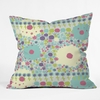 Blumenfield Suave Throw Pillow