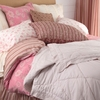 Blush Sateen Coverlet