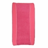 Blush Waffle Knit Organic Changing Pad Cover