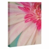 Blushing Moment Wrapped Canvas Art
