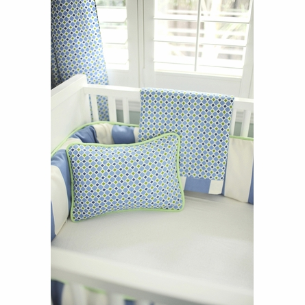Boardwalk Crib Bedding Set