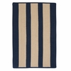 Boat House Rug in Navy