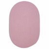 Boca Raton Rug in Light Pink