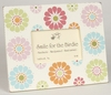 Bohemian Bright Flowers Tabletop Picture Frame