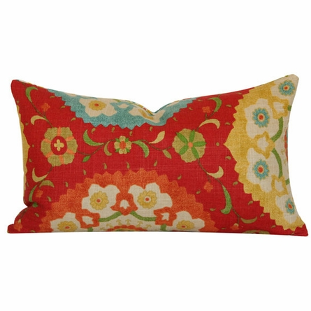 Boho Fiesta Large Lumbar Pillow