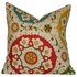 Boho Fiesta Large Throw Pillow