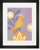 Bon Bon Bird Framed Art Print