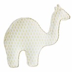 Booti Butter Camel Accent Pillow