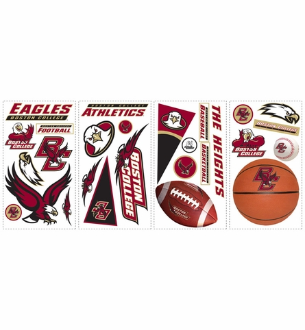 Boston College Peel & Stick Applique
