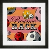 Bounce Back Framed Art Print