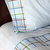 Boutique Blue Sheet Set