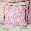 Boutique Pink Pillow Cover
