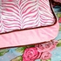 Boutique Pink Throw Pillow
