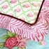 Boutique Pink Pillow Sham
