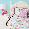 On Sale Boutique Pink Duvet Cover - Twin