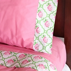 Boutique Pink Sheet Set