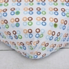 Boutique Star Dot Crib Sheet
