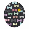 Bow Ties Oval Magnet Board
