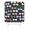 Bow Ties Shower Curtain