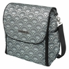 Boxy Backpack Diaper Bag - Aquamarine Roll
