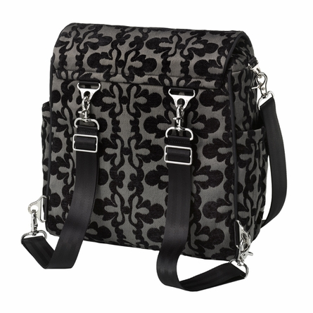 Boxy Backpack Diaper Bag - Blackberry Sage