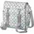 Boxy Backpack Diaper Bag - Classically Crete