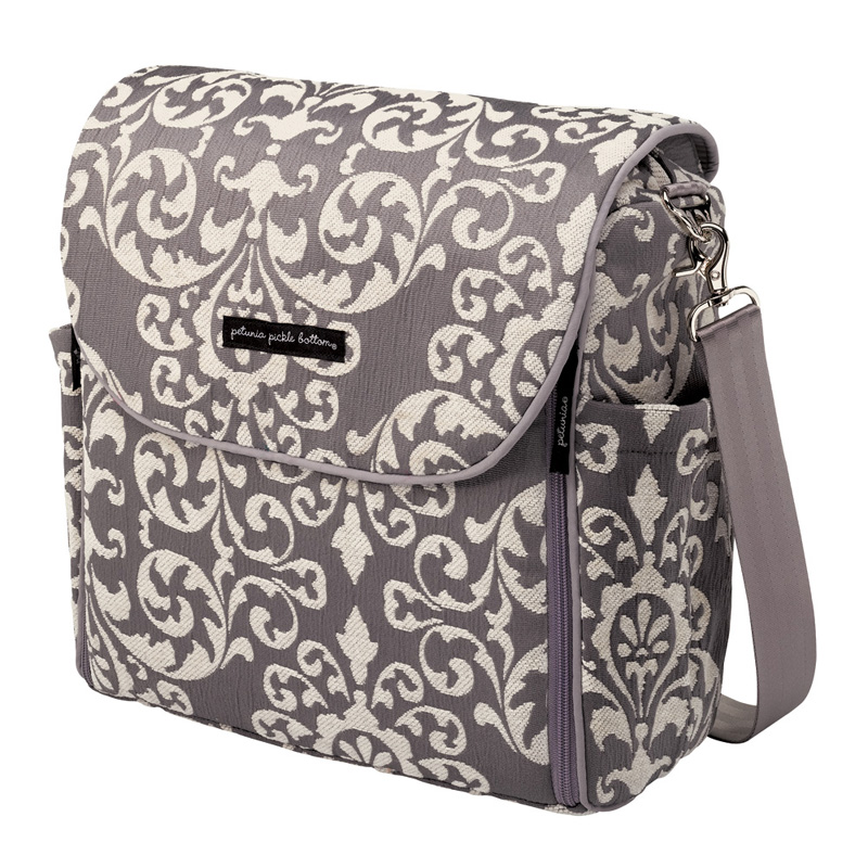 Petuina pickle bottom diaper bags